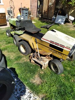 TRACTOR mower Two for Sale in Lynwood,  CA
