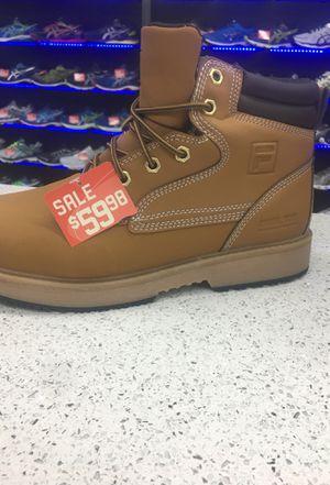 Fila working boot 59.99 for Sale in Miami, FL