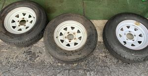 Trailer tires for Sale in Waterbury, CT