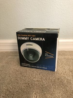 Fake dummy security camera for Sale in Orlando, FL
