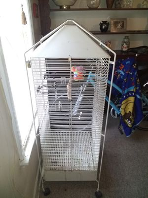 Birdcage for parrot for Sale in Elmira, NY