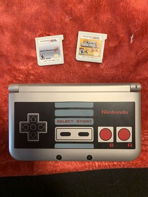 Nintendo 3DS XL NES edition for Sale in Worcester, MA