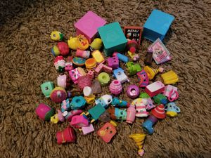Lot of Shopkins characters for Sale in Glendale, AZ