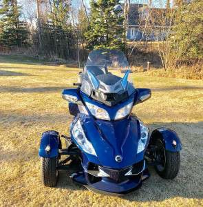 2012 CAN-AM SPYDER RS SE5 for Sale in Anchorage, AK