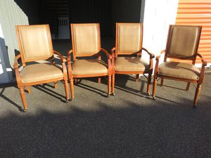 4 Chairs for Sale in Virginia Beach, VA