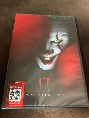 It Chapter Two DVD Sealed for Sale in Chula Vista, CA