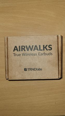 Airwalks TRNDlabs True Wireless Earbuds for Sale in Alexandria,  VA