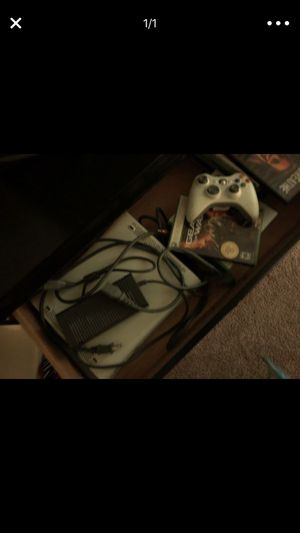 Xbox 360 remote and assorted games for Sale in Tampa, FL