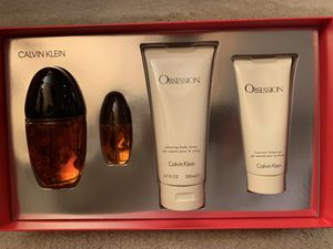 Calvin Klein Obsession for woman for Sale in Macomb, MI