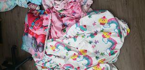 Trolls twin bed sheets set for Sale in Austin, TX