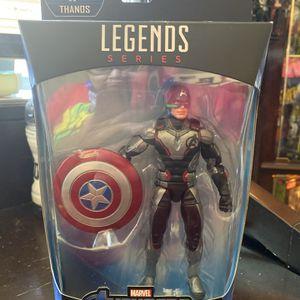 Marvel legends Captain America for Sale in Lemon Grove, CA