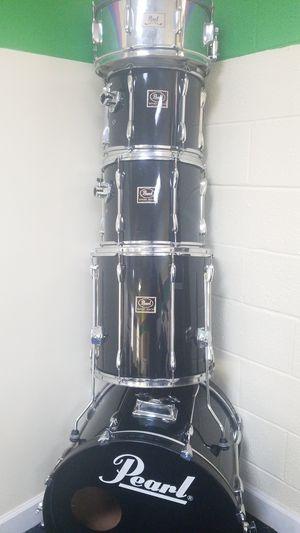 Pearl export series set of 5 drum set for Sale in Matthews, NC