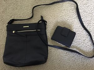 Crossbody Bag and Wallet for Sale in Miramar, FL