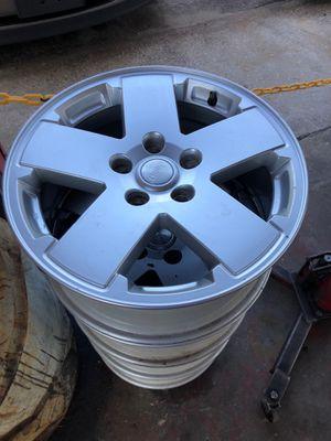 "18"" Jeep JK wrangler wheels for Sale in Dundee, FL"