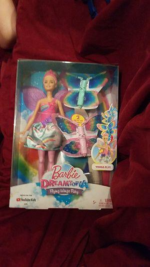 Barbie Dreamtopia Flying Wings Fairy for Sale in Columbus, MS