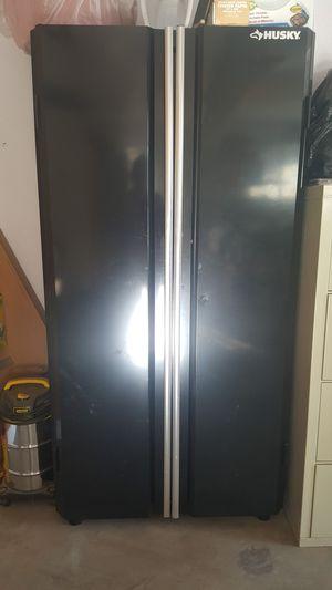 Husky Locking Storage cabinets for Sale in Clovis, CA
