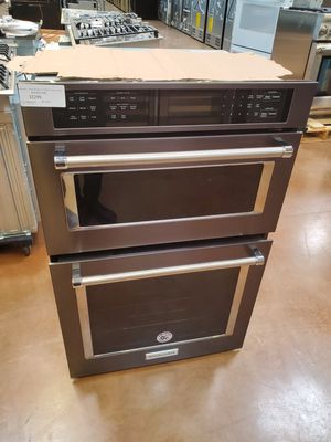 KitchenAid Black Stainless Steel Convection Wall Oven for Sale in Corona, CA