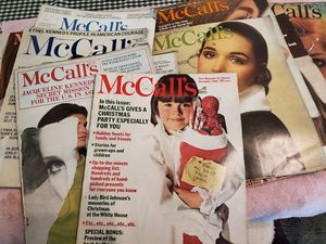 Vintage McCalls and Ladies Home Journal magazines for Sale in Indian Head, MD