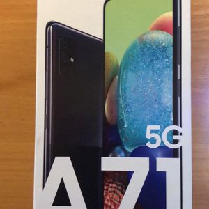 Brand New T-Mobile Samsung A71 5G Smart Phone for Sale in Skokie, IL