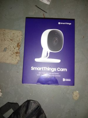 SmartThings Cam for Sale in Kansas City, MO