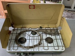 Vintage propane camping stove for Sale in Winter Haven, FL