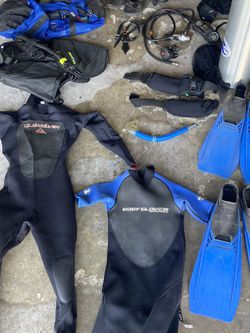 Scuba Gear And Wet Suits for Sale in Yucaipa,  CA