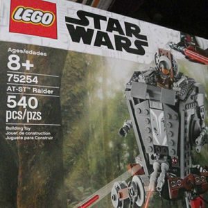 New! unopened Star Wars LEGO AT-ST Raider for Sale in Las Vegas, NV