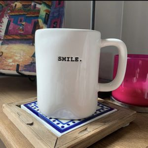 Rae Dunn Smile Mug Artisan Collection by Magenta for Sale in Anaheim, CA