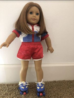 American Girl Doll Roller Skate Outfit for Sale in Anaheim, CA