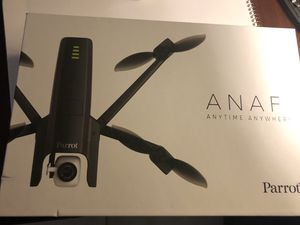 Parrot Anafi Drone brand new in box never opened never used for Sale in Tampa, FL