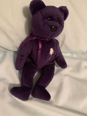 TY Princess bear in very good shape for Sale in Mechanicsville, VA