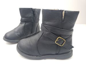 GAP Baby Toddler Girls Size 7 Ankle Biker Boots for Sale in Walton Hills, OH