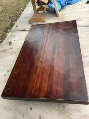 Solid wood coffee table for Sale in Poway, CA