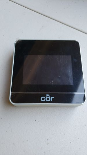 Cor smart thermostat for Sale in Spring Valley, CA