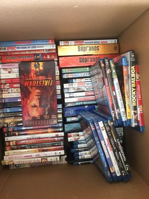 DVDs for Sale in Clayton, NC