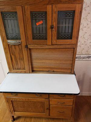 Hoosier Cabinet for Sale in Oak Glen, CA