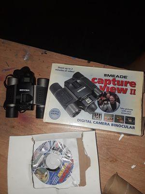 Digital camera binoculars for Sale in Indianapolis, IN