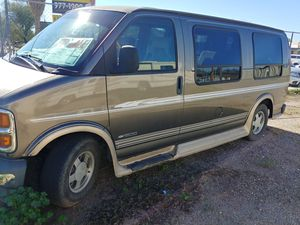 01 Chevy Custom Express Van for Sale in Tucson, AZ
