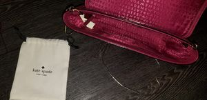 Kate Spade Purse - Pink W/ Quality made Silver chain - Mint condition never worn for Sale in Costa Mesa, CA