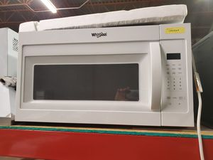 Brand New Whirlpool Over the Range microwave for Sale in St. Petersburg, FL