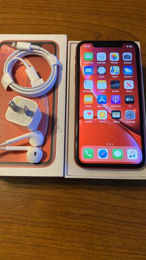 iPhone XR 128gb unlock for Sale in MD, US