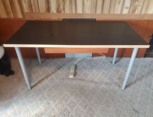 Large height adjustable single drawer computer desk for Sale in Morton Grove, IL