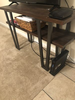 Sofa table/tv stand for Sale in Tuscaloosa, AL