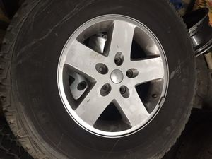 Jeep Wheels and Tires for Sale in Manassas, VA