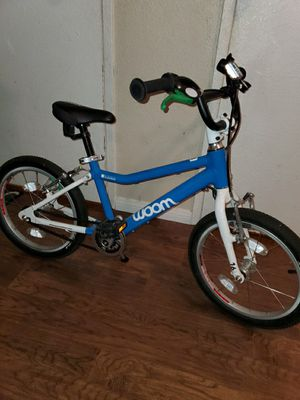 Woom bike for kids for Sale in Montclair, CA