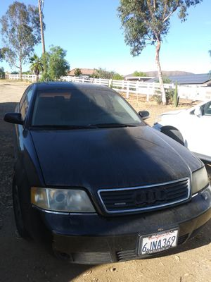 Audi A6 Quattro 2.8 parting out or sell for Sale in Perris, CA