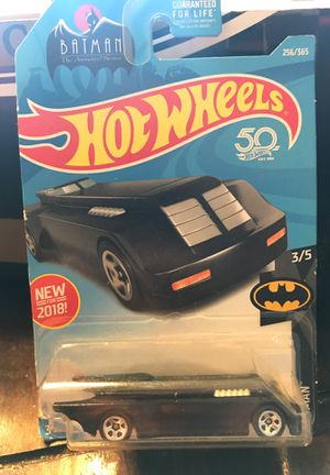"Hot Wheels ""Batman The Animated Series BatMobile"" Chrome wheels. for Sale in Des Moines, IA"