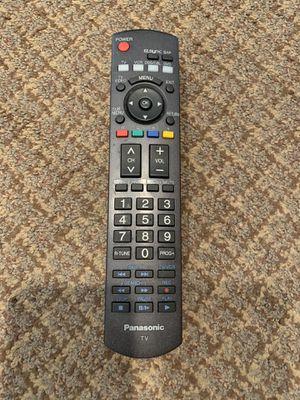 Panasonic remote N2qayb000102 for Sale in Monroe Township, NJ