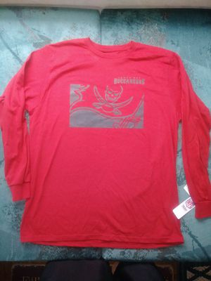 Tampa bay bucs long sleeve t-shirt for Sale in Lake Wales, FL