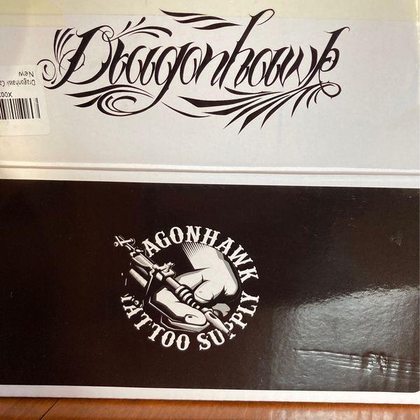 Tattoo Gun Dragonhawk